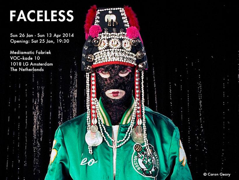 9902e463bc Faceless Exhibition Amsterdam – Martin Backes – Official Website