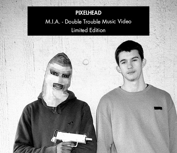Pixelhead – M.I.A. Edition